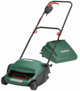 Qualcast Concorde 32 Electric Cylinder Lawnmower