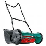Bosch Manual Lawn Mower Review