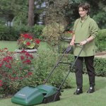 Qualcast Concorde 32 Electric Cylinder Lawn Mower Review