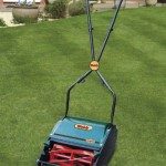 Webb Hand Push Mower Review