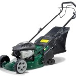 Webb 42cm Petrol Lawn Mower Review