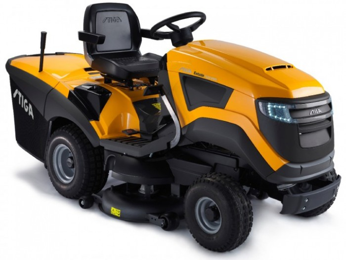 stiga estate 7122 hws Lawn Mower Wizard