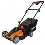 WORX WG776E Battery Lawn Mower Review