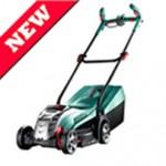NEW! Bosch Lawn Mowers