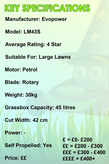 Evopower LM43S