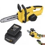 Powerplus POWXG8015LI Cordless Chainsaw Review