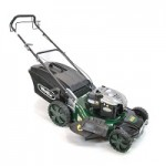 Webb 21in High Wheel Petrol Lawn Mower Review