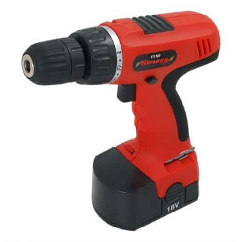 Black friday weekend deals: 18v cordless drill/drivers for $40.