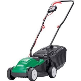 Qualcast 1000w Electric Lawnmower Review Lawn Mower Wizard