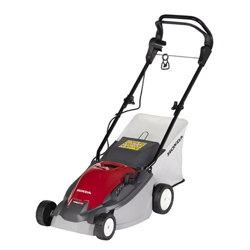Honda Hre 370 Electric Lawn Mower Review