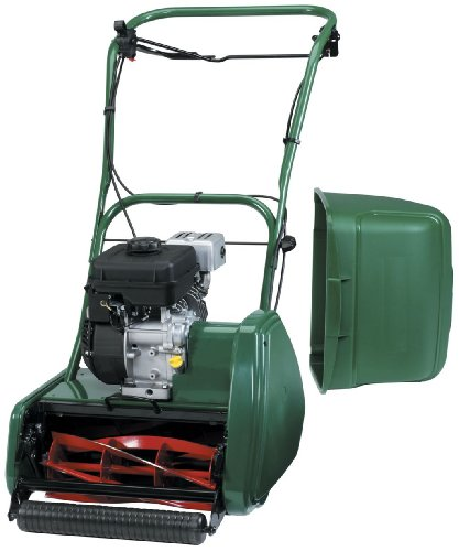 Webb 17 Quot Petrol Cylinder Lawn Mower Review Lawn Mower Wizard