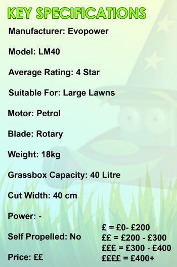 Evopower LM40
