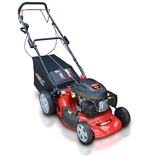 Frisky Fox Plus 20 Quot Self Propelled Petrol Lawn Mower