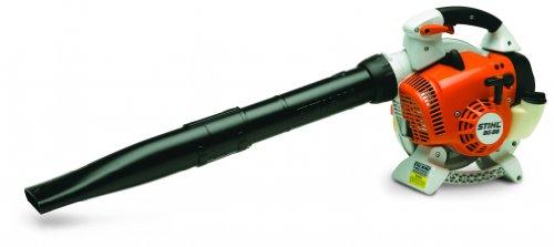Stihl Bg86 Petrol Leaf Blower Review Lawn Mower Wizard