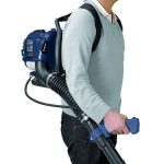 Einhell 3436040 33cc Petrol Backpack Leaf Blower  Review