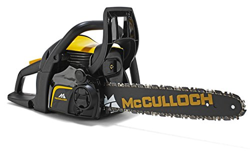 McCulloch CS 380 Chainsaw Review - Lawn Mower Wizard