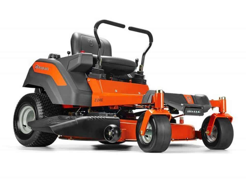 Husqvarna Zero Turn Z246i Lawn Tractor Review Lawn Mower