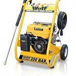 Wolf 200 BAR, 3000psi Heavy Duty Petrol Pressure Washer Review