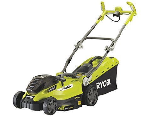 Ryobi Rlm18c34h25 One 36 V Hybrid Lawnmower Review Lawn
