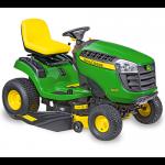 John Deere X125 Ride On Lawn Mower Review