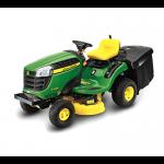 John Deere X135 Lawn Mower Review