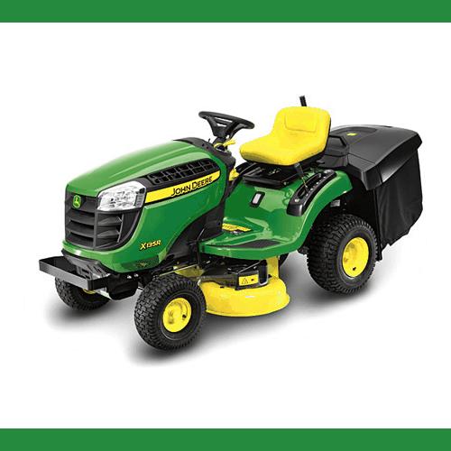 John Deere X135 Lawn Mower Review Lawn Mower Wizard
