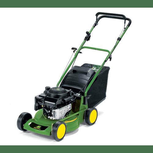 John Deere R43 Petrol Lawn Mower Review